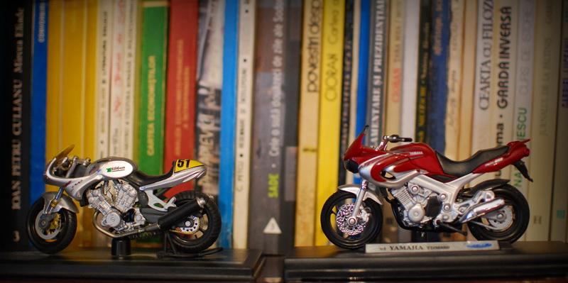 Motociclete de jucărie