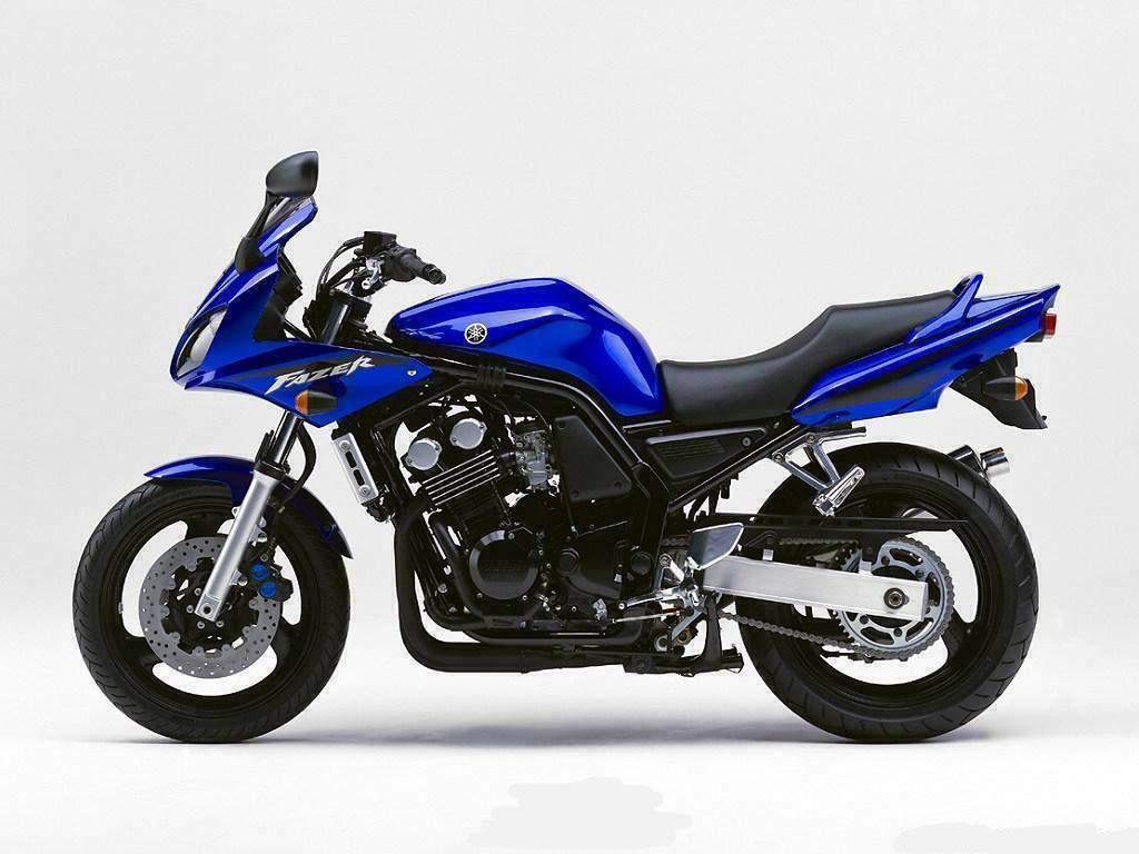 Yamaha FZS600 02  5