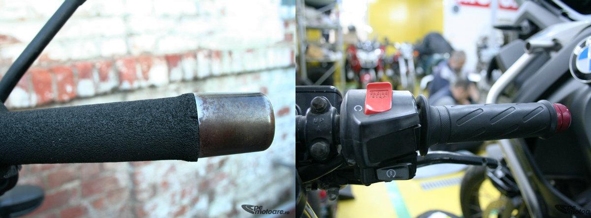 mansoane motocicleta second hand