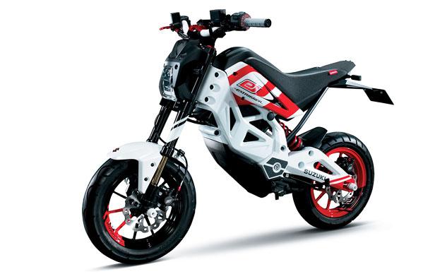 suzuki extrigger mic i electric pe motoare revist moto online motociclete c l torii. Black Bedroom Furniture Sets. Home Design Ideas