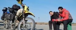 Marele Somn din Marea Stepă. 550 Khanate Ride