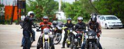 Cum să devii un motociclist mai bun. Durează o zi și e Gratuit