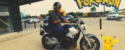 Am jucat Pokemon Go cu motocicleta prin București. Ce-a ieșit