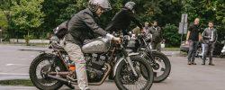 Distinguished Gentleman's Ride 2016. Duminică, în București