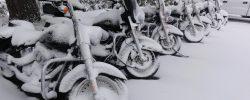 Pregătirea motocicletei pentru hibernare. Șapte pași
