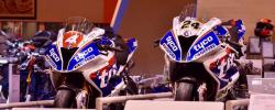 Patru motociclete Tyco BMW, furate. Guy Martin si Ian Hutchinson, printre păgubiți