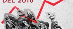 Top cele mai bine-vândute motociclete în Italia – 2016