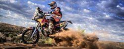 Sunderland câștigă Dakar 2017. Gyenes, pe 17
