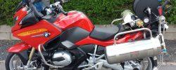 R1200RT Firexpress - Cum funcționează o motocicletă de pompieri