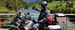 Un prieten a plecat în Patagonia și mă scoate din minți
