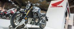 Honda prezintă gama completă de motociclete la SMAEB 2019