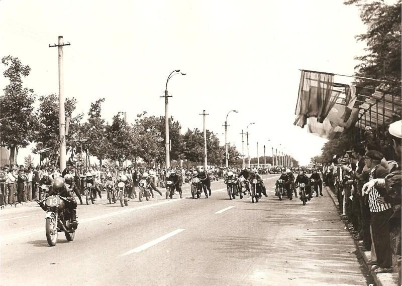 1979 - Bucuresti, Pipera - Toboc 175cc după start
