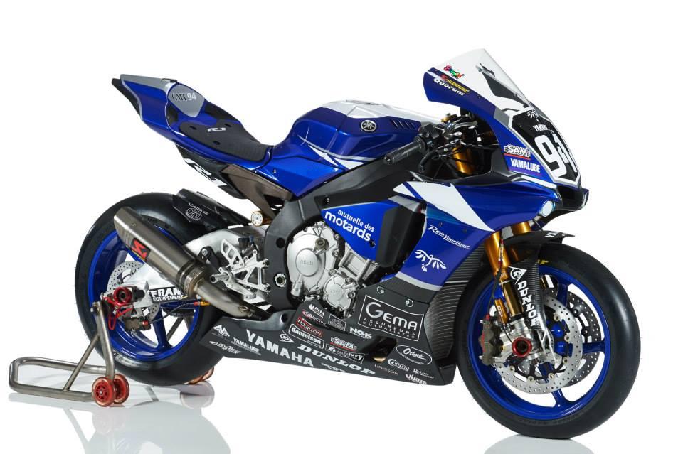 GMT94 Yamaha 2015 YZF-R1