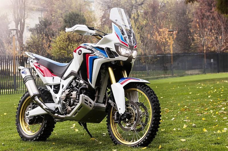 Honda Africa Twin Adventure Sports Concept 2