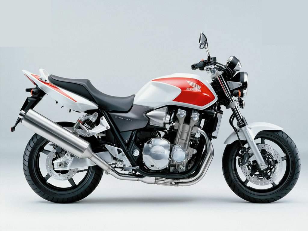 Honda CB1300 05