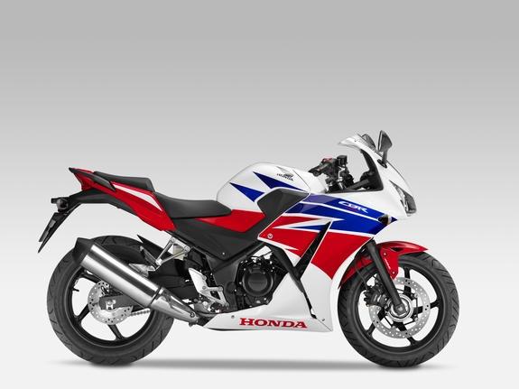 Honda CBR300R 2014 4