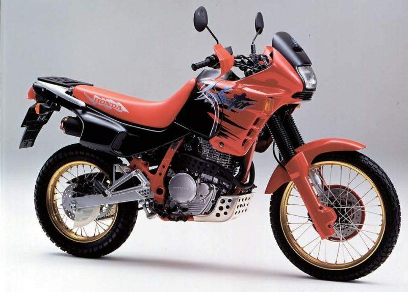 Honda NX650 93 7