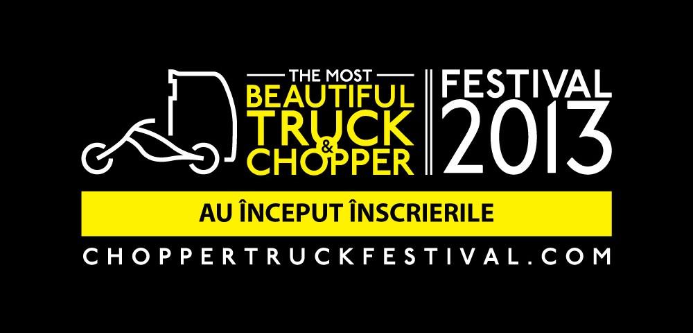 """The Most Beautiful Truck&Chopper Fest"""""""