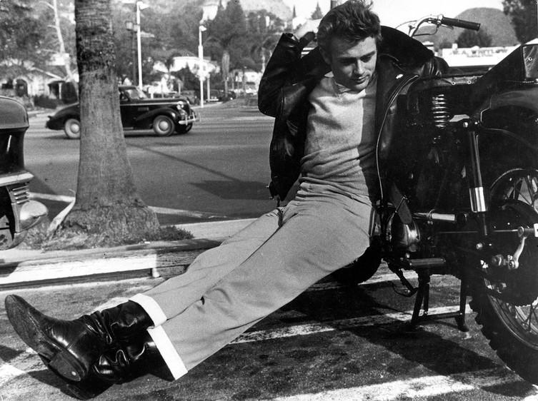 James Dean Triumph