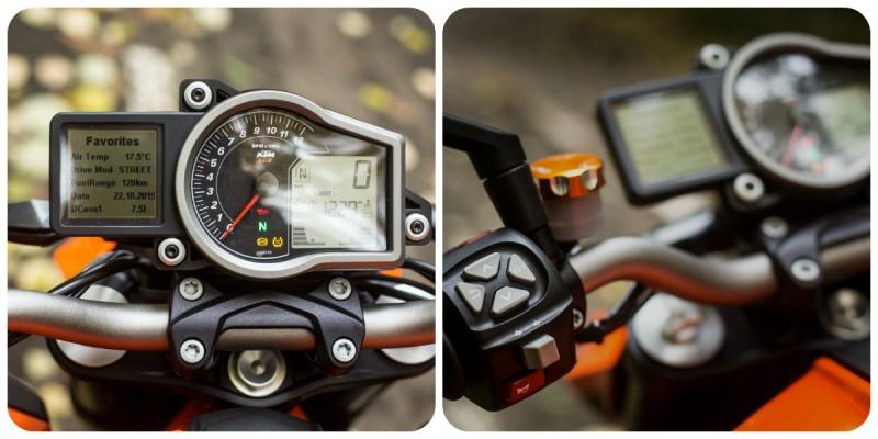KTM Super Duke R collage 2