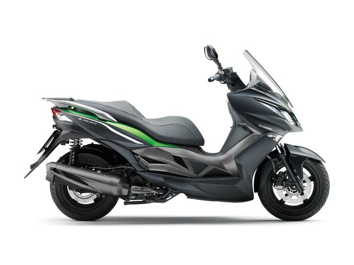 Kawasaki J300 2014 2