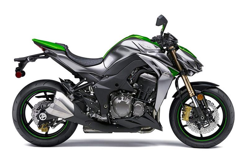Kawasaki Z1000 2014 7