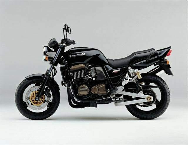 Kawasaki ZRX1200 05