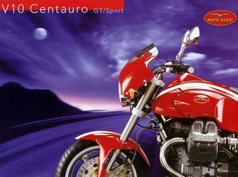 Moto Guzzi V 10 Centauro Sport GT
