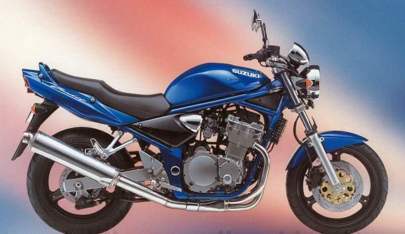 Suzuki GSF 600N Bandit 00  1