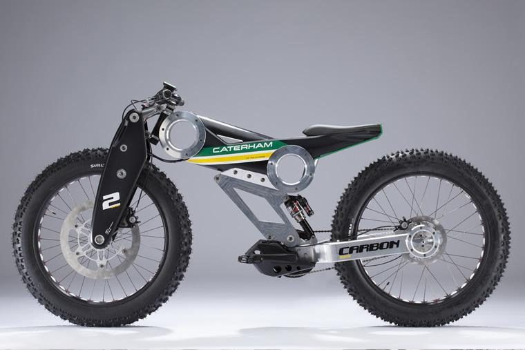 Caterham Motorcycle C