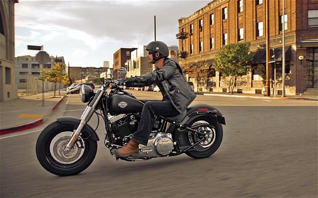 motocicleta harley
