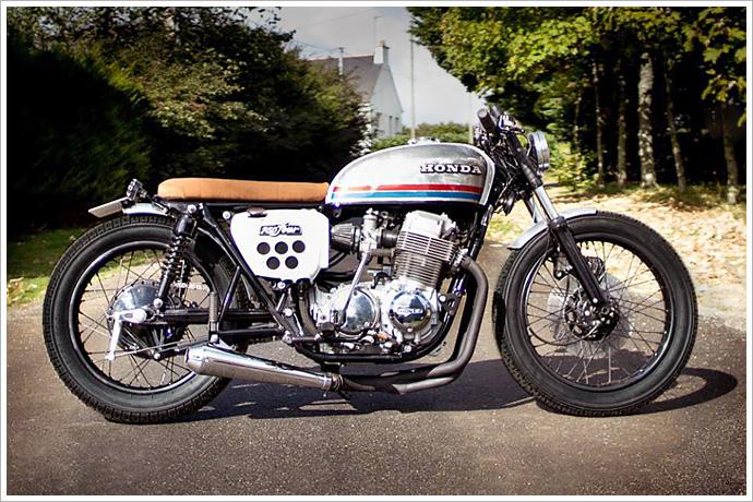 honda custom 5