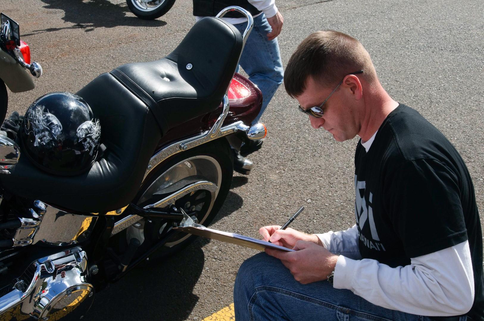 inspectie moto2