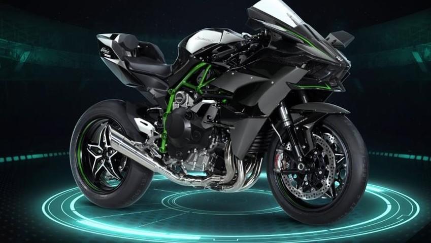 Kawasaki Ninja H2r >> Kawasaki Ninja H2R. Armă mortală | Pe Motoare