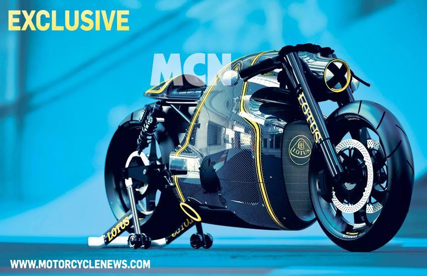 lotus superbike