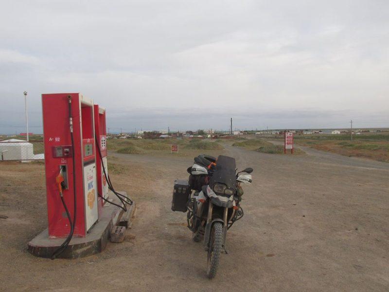 Petrică Ciobanu a călătorit din Rădăuți până în Mongolia.
