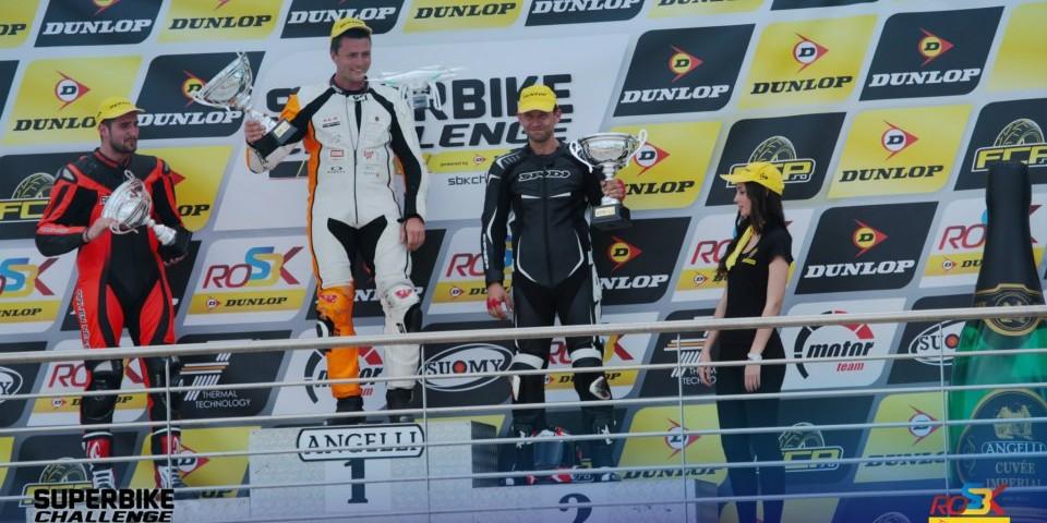 podium superbike challenge