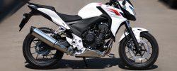 Honda CB500F: bună de măritat