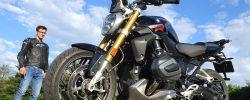 BMW R1250R - Test. Motocicletă de moșnegi?