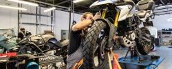 Moto Hub - un nou centru de service autorizat BMW Motorrad se deschide la Bucureşti