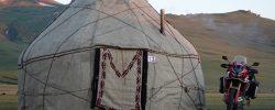 Prima noapte la iurtă. Kârgâzstanul, peste culmi- GoPamir #3