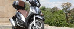 Piaggio Medley 150 e unul dintre cele mai bune scutere de oraș. Test