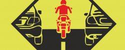"""Petiție online pentru """"Lane splitting"""" - Introducerea in Codul Rutier"""