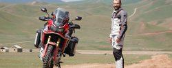 Honda Africa Twin - Aventură în Kârgâzstan | GoPamir I