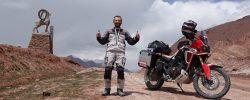 Africa Twin - Aventură pe Pamir Highway - Tadjikistan | Go Pamir II