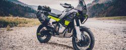 Husqvarna Norden 901 e cea mai frumoasă motocicletă adventure