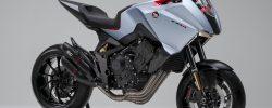 CB4X Concept. Honda revine în clasa sport-touring