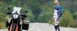 KTM 790 Adventure - Aventură în Balcani