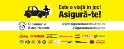 Campanie amplă pentru siguranța pe două roți